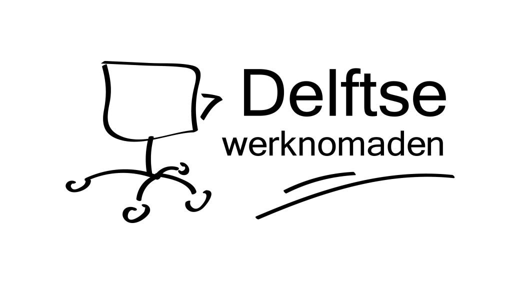 Logo-ontwerp Delftse werknomaden