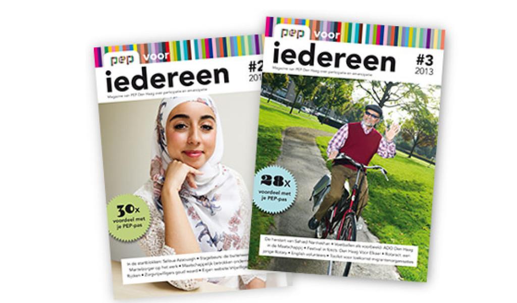 Hoofdredactie Magazine