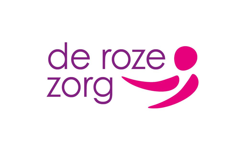Logo-ontwerp De Roze Zorg