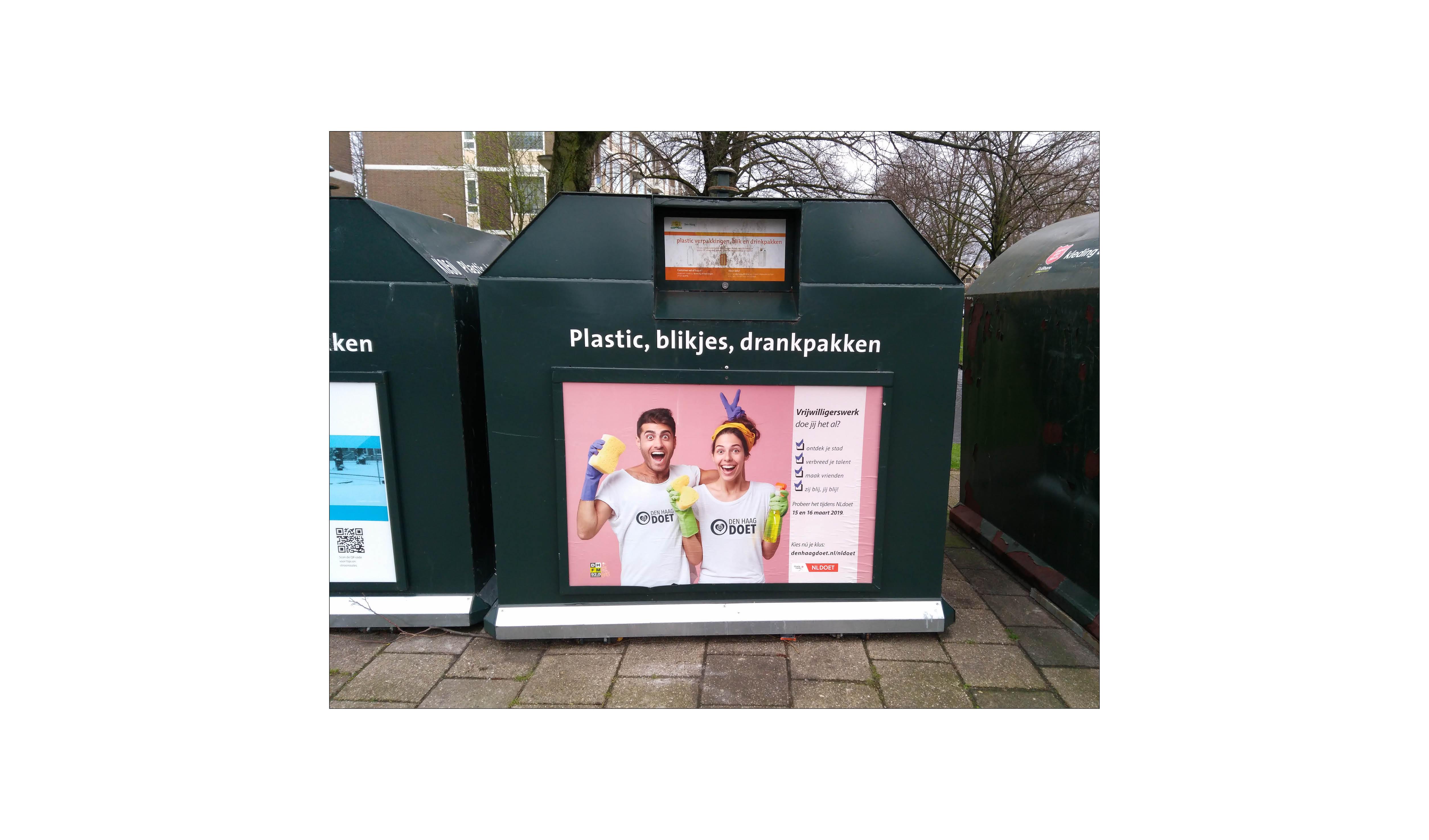 NLdoet campagne Den Haag